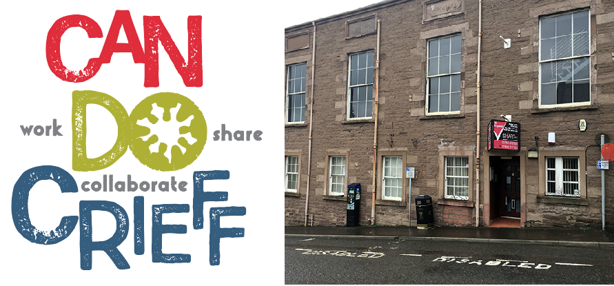 Can Do Places inspires entrepreneurship in Crieff