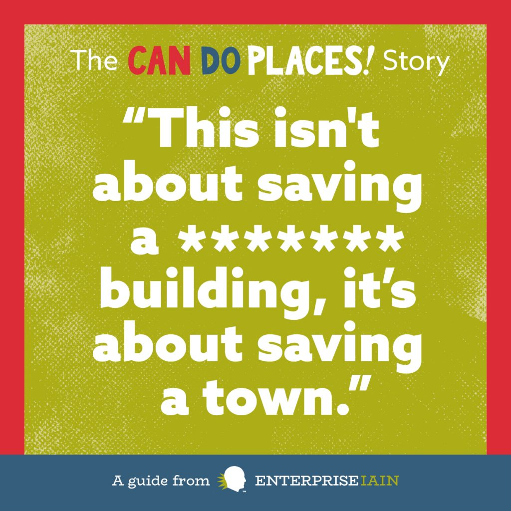 Can Do Places Book Cover