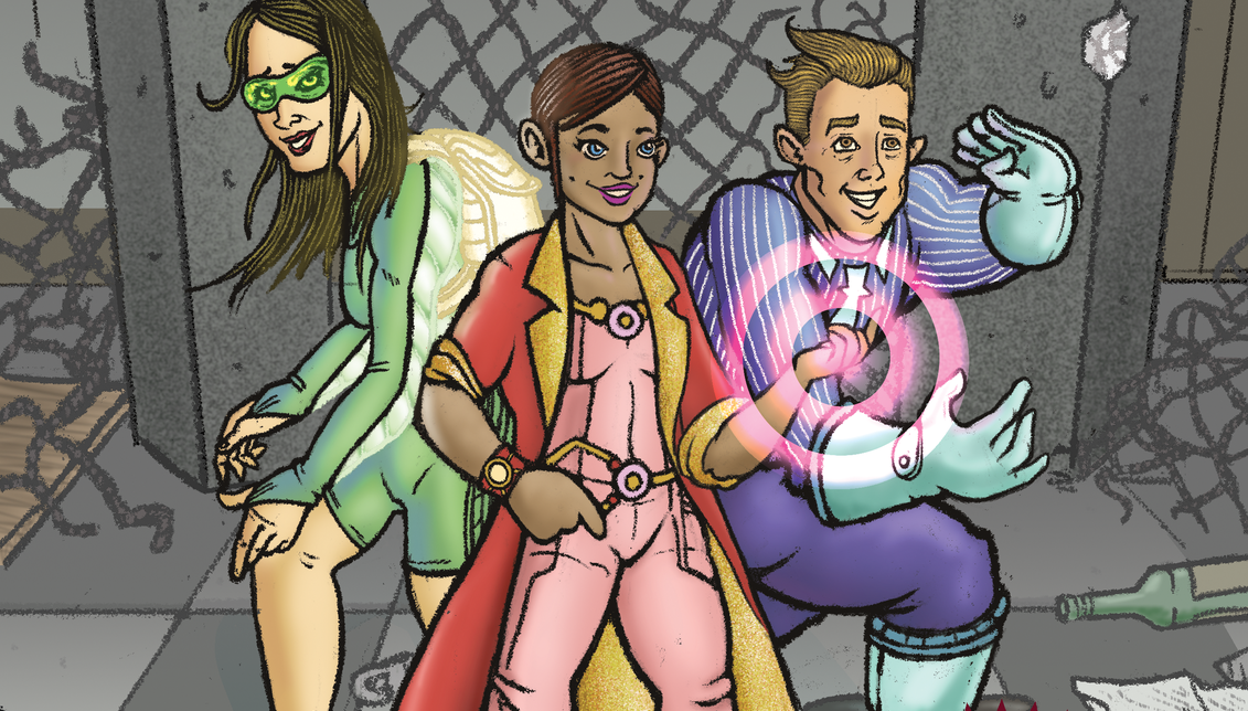 Our Community Superheroes rise to the challenge