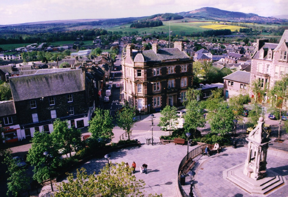 Crieff - Reinventing the high street