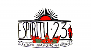 Espiritu 23 logo