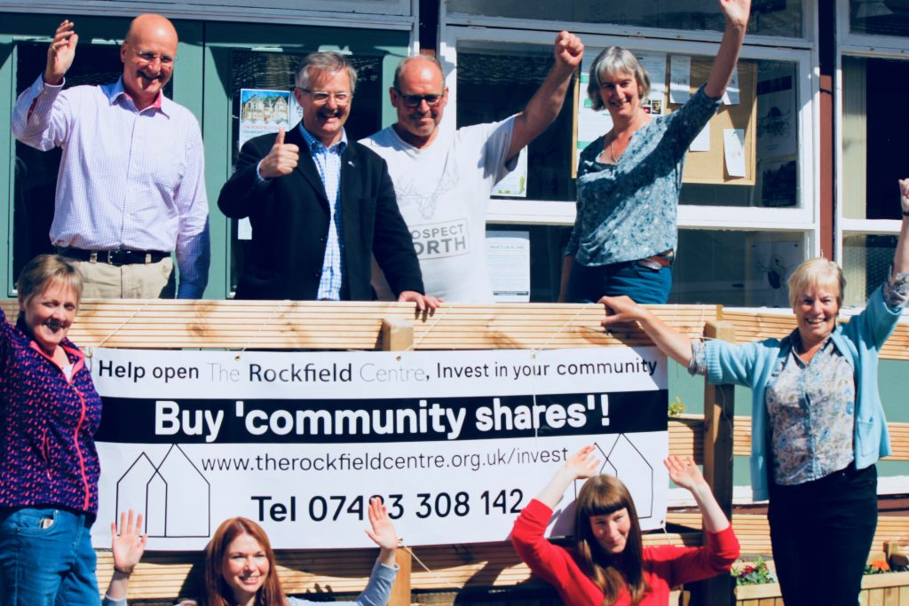 Oban Community Shares Launch