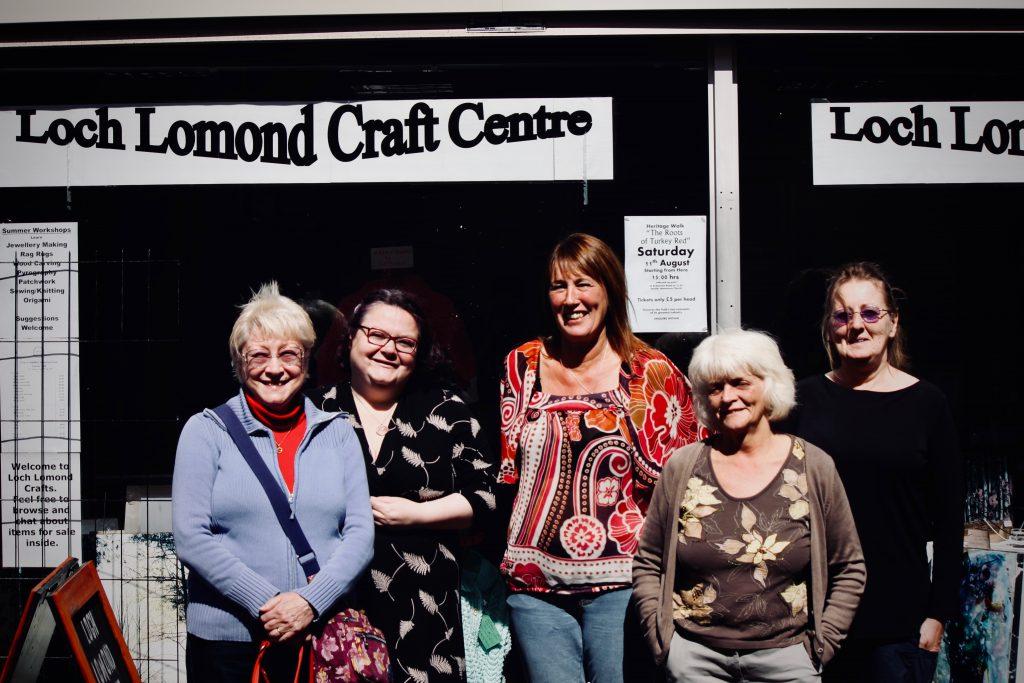 Loch Lomond Craft Centre