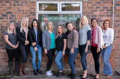 Can Do Places at Leuchars Co working Hub