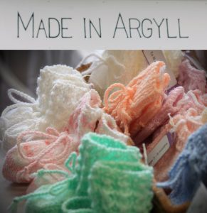Made in Argyll knitting