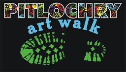 Pitlochery Art Walk Logo