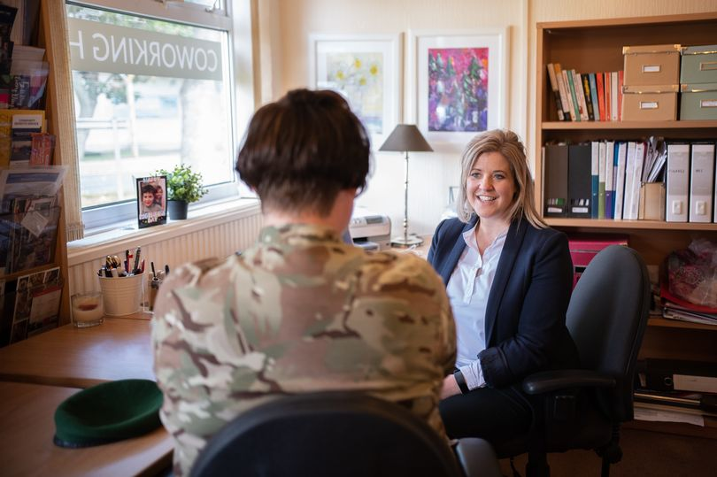 Military spouses set up co-working hub in Leuchars