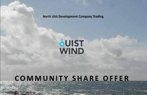 Uist Wind Share Offer
