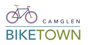 Biketown logo with Can Do Places