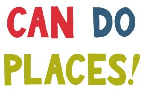 Can Do Places Logo
