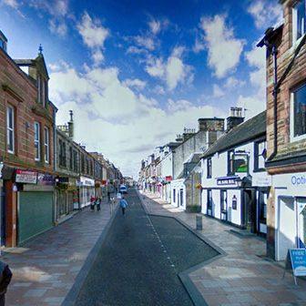 carluke high street