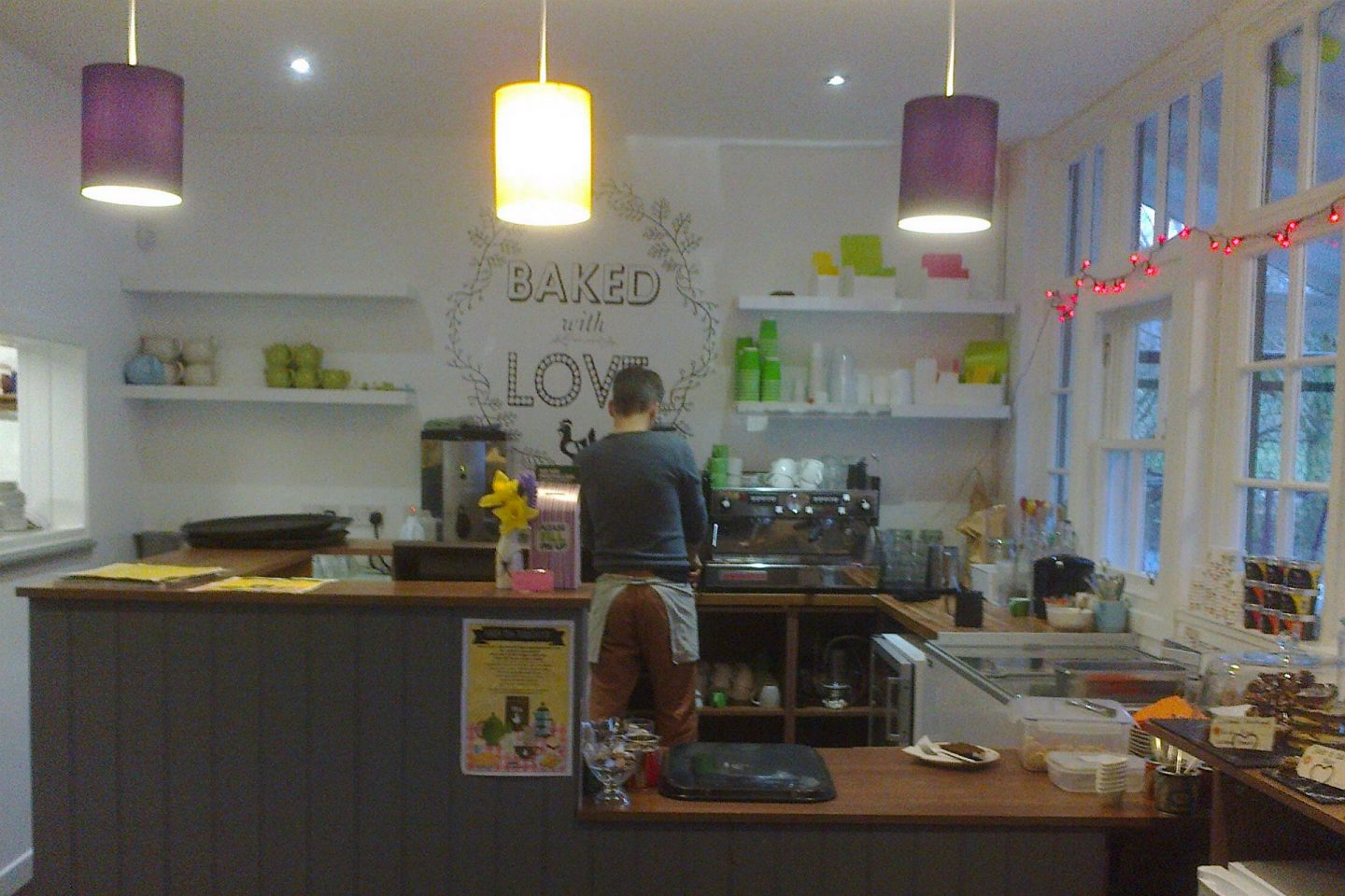 Can Do Glasgow: Dandelion Cafe