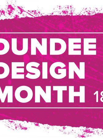 Dundee Design Month Logo