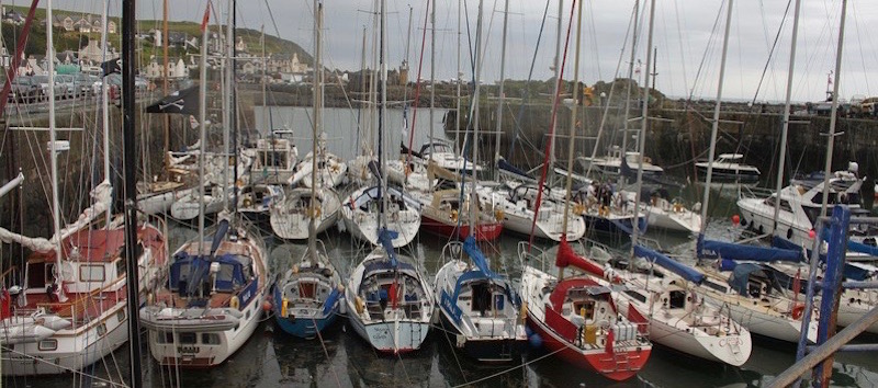Locals in Portpatrick get together to buy the harbour for the community